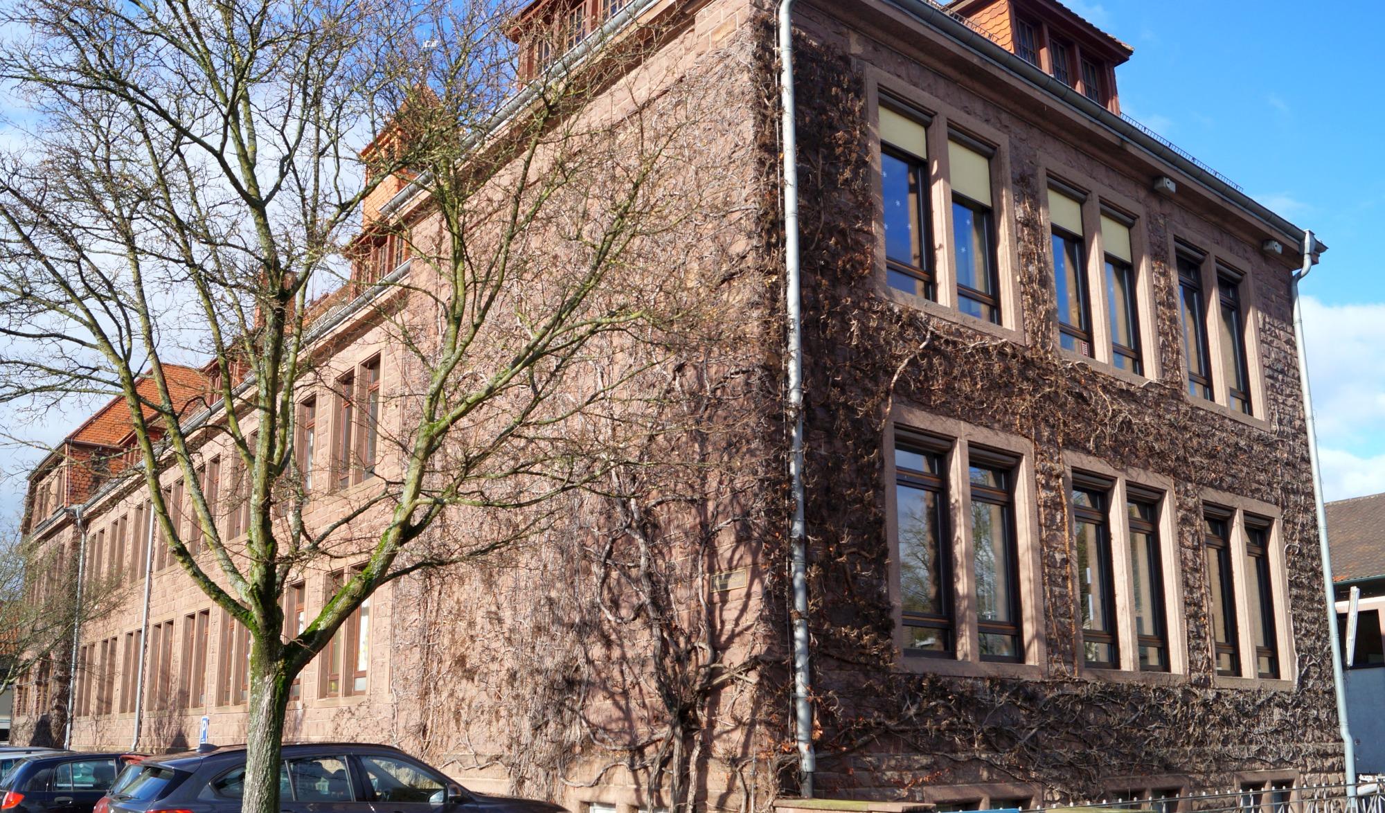 Pestalozzischule Rheinstetten