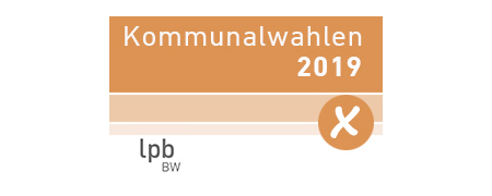 Button Kommunalwahlen 2019